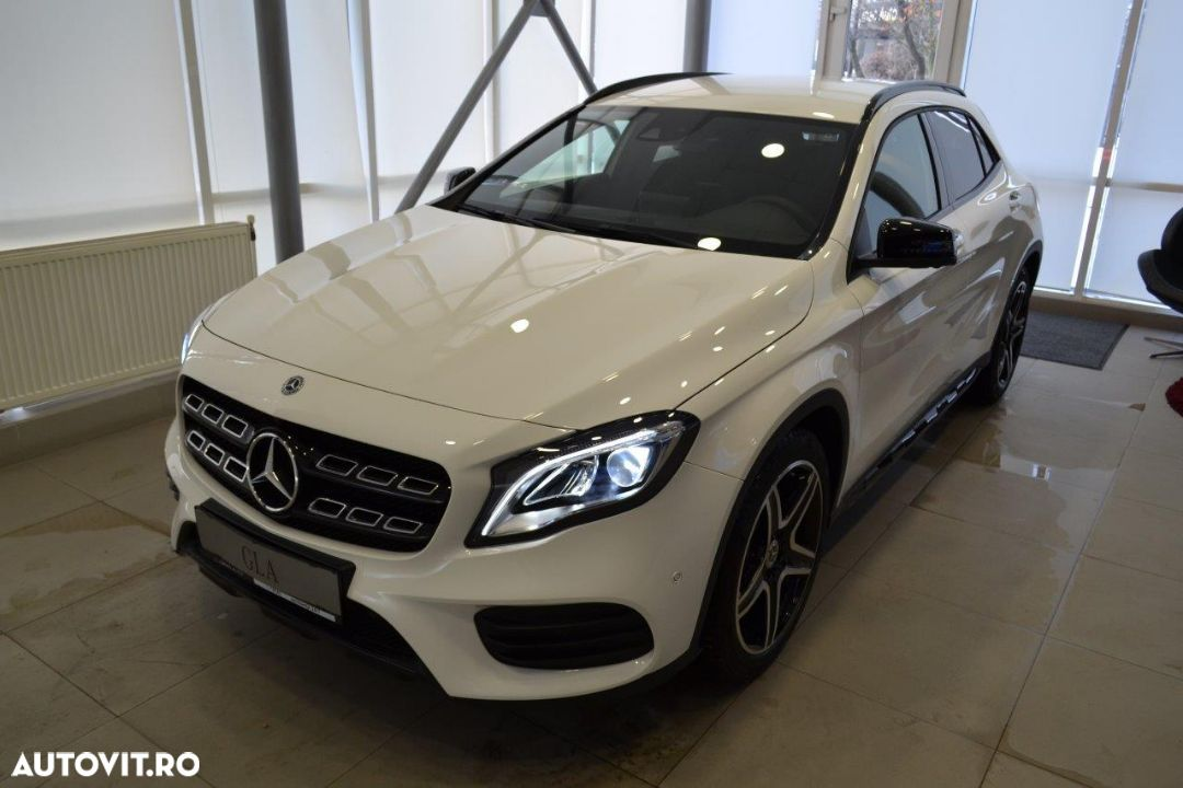 Mercedes-Benz GLA - 2