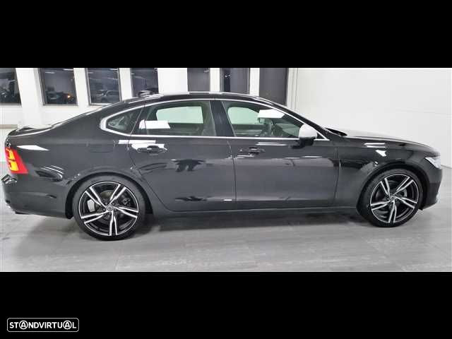 Volvo S90 2.0 D4 R-Design Geartronic - 4