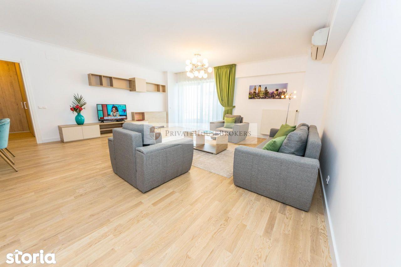 Apartament de inchiriat, Bucuresti, Sectorul 1, Herastrau - Foto 13