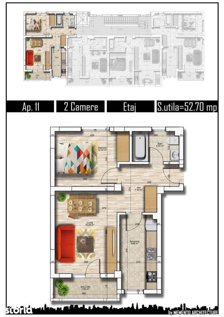 Apartament de vanzare, Ilfov (judet), Dudu - Foto 10