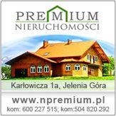 To ogłoszenie hala/magazyn na sprzedaż jest promowane przez jedno z najbardziej profesjonalnych biur nieruchomości, działające w miejscowości Jelenia Góra, Zabobrze: NIERUCHOMOŚCI PREMIUM