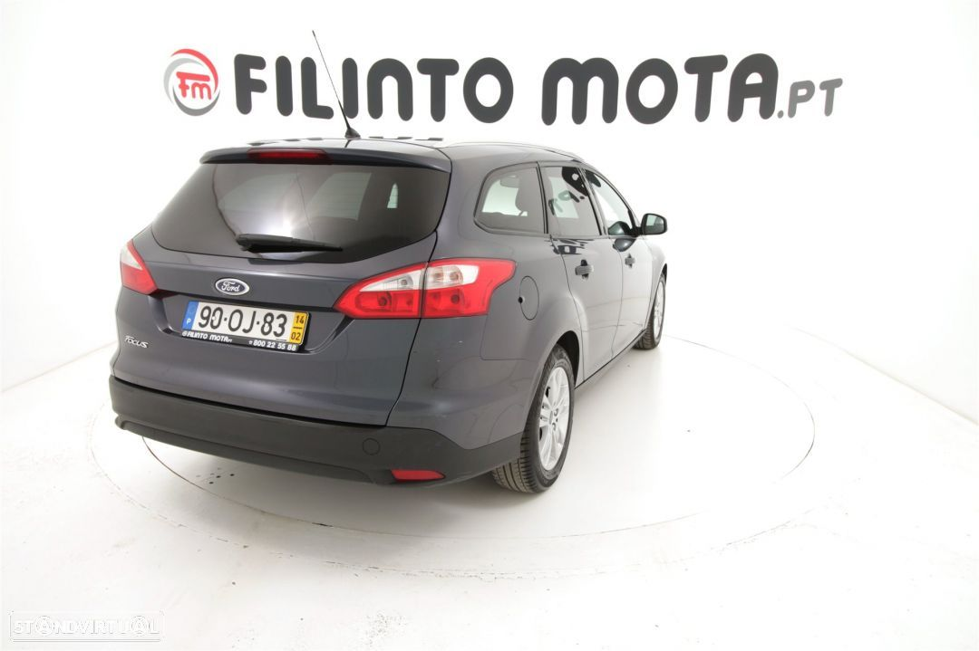 Ford Focus SW 1.6 TDCi Trend Easy - 7