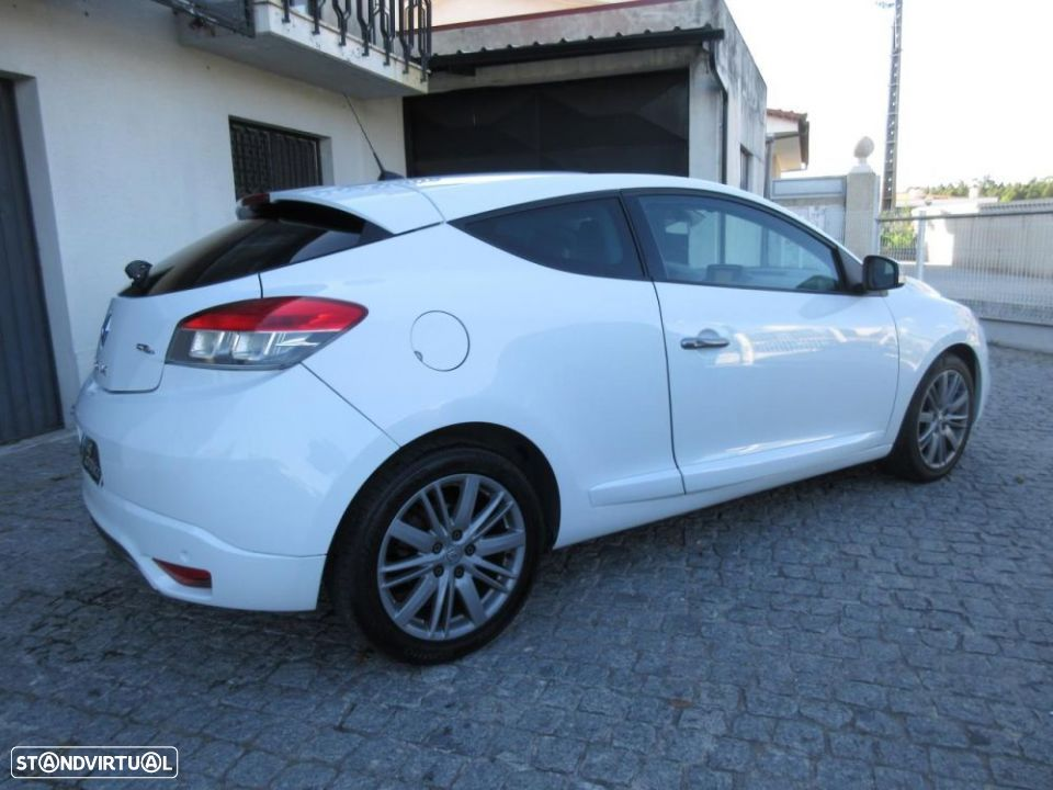 Renault Mégane Coupe 1.5 dCi GT Line SS - 7