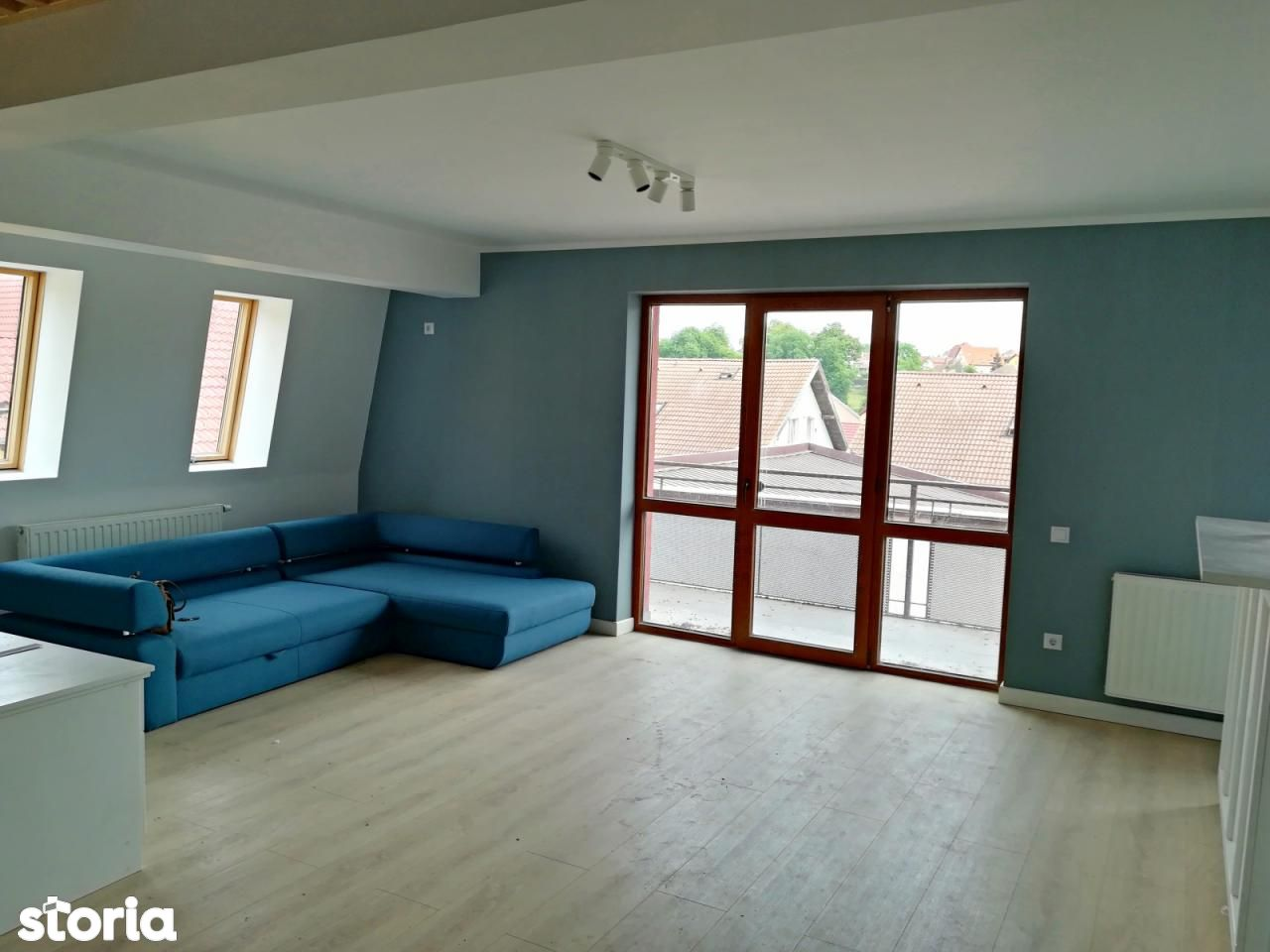 Apartament de vanzare, Sibiu (judet), Ștrand 2 - Foto 1