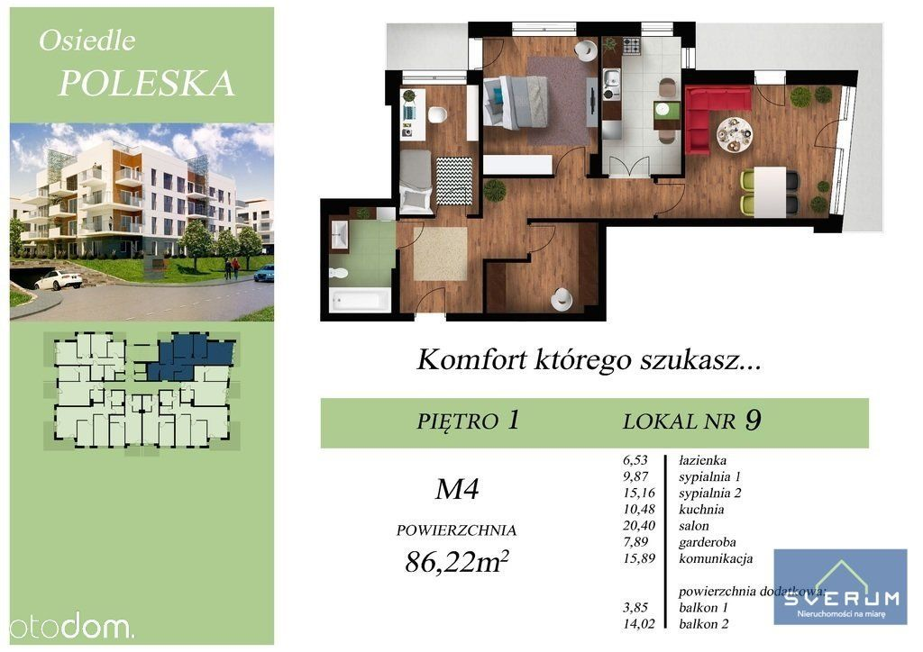 Mieszkanie na sprzedaż, Częstochowa, Parkitka - Foto 3