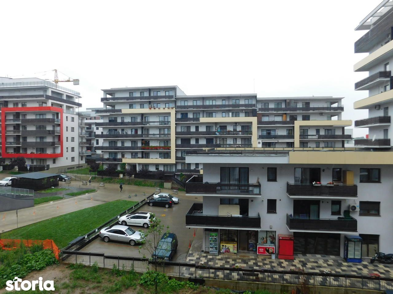 Apartament de inchiriat, Cluj (judet), Strada Wolfgang Goethe - Foto 6