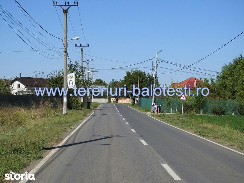 Teren de Vanzare, Balotesti, Bucuresti - Ilfov - Foto 2