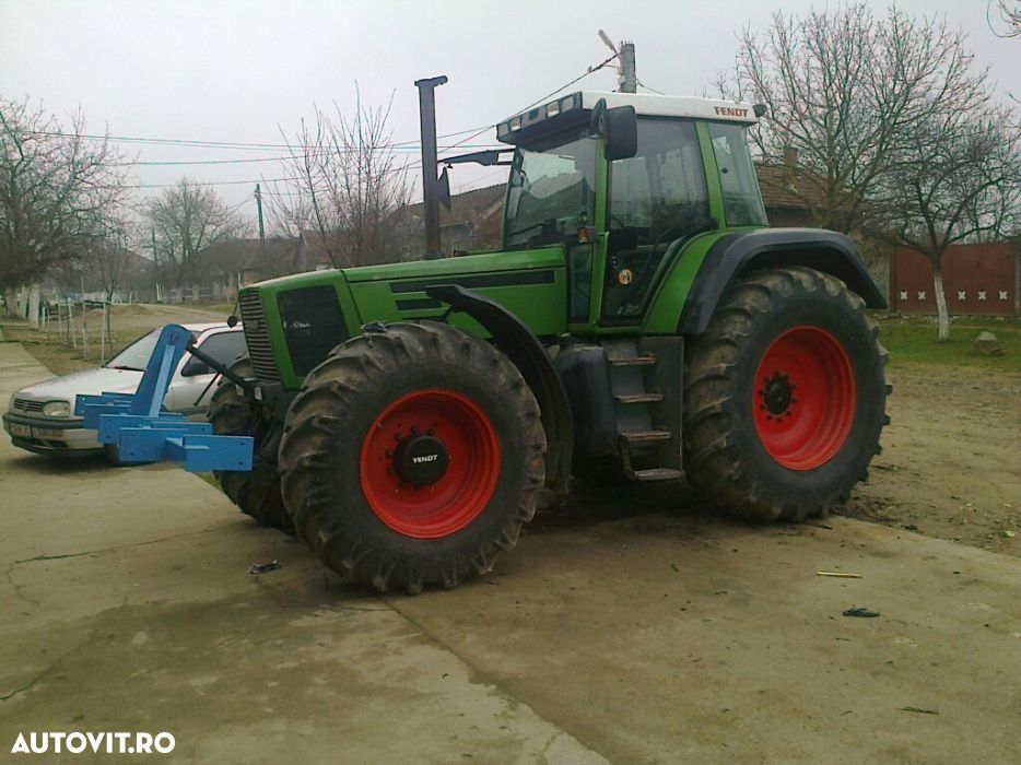 Fendt Favorit 816 - 1