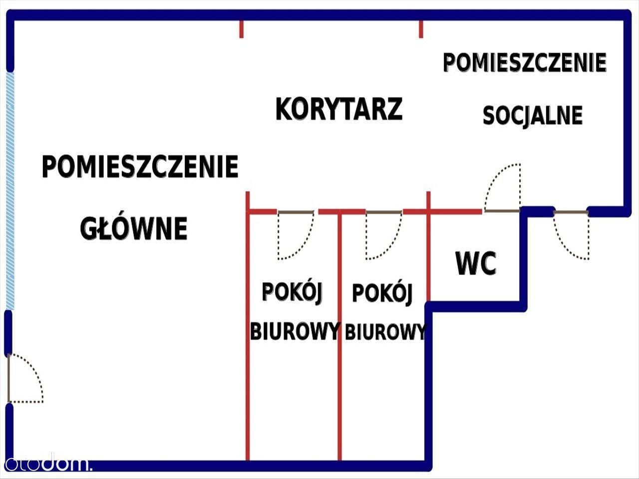 Lokal użytkowy na wynajem, Katowice, Śródmieście - Foto 8