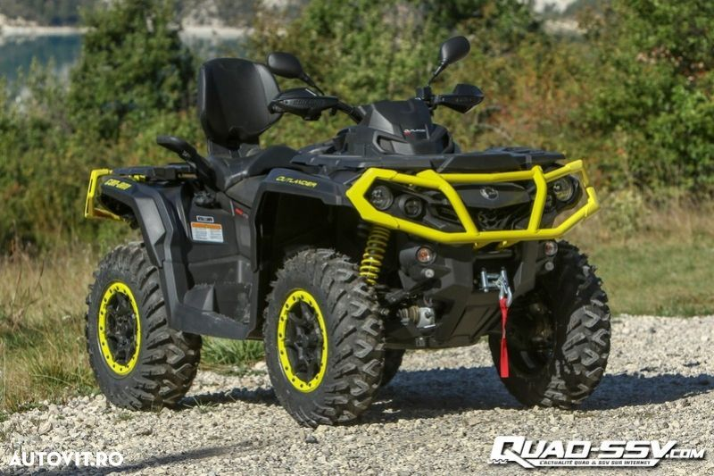 Can-Am Outlander Max - 4