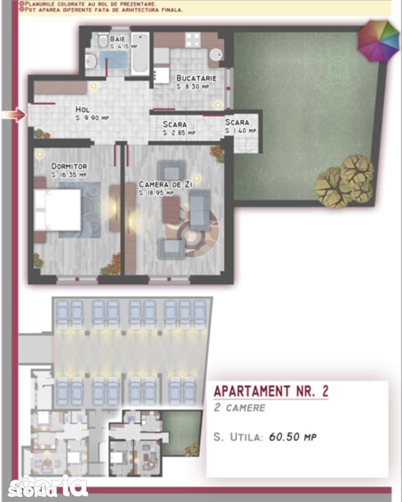 Apartament de vanzare, București (judet), Aleea Buhuși - Foto 5