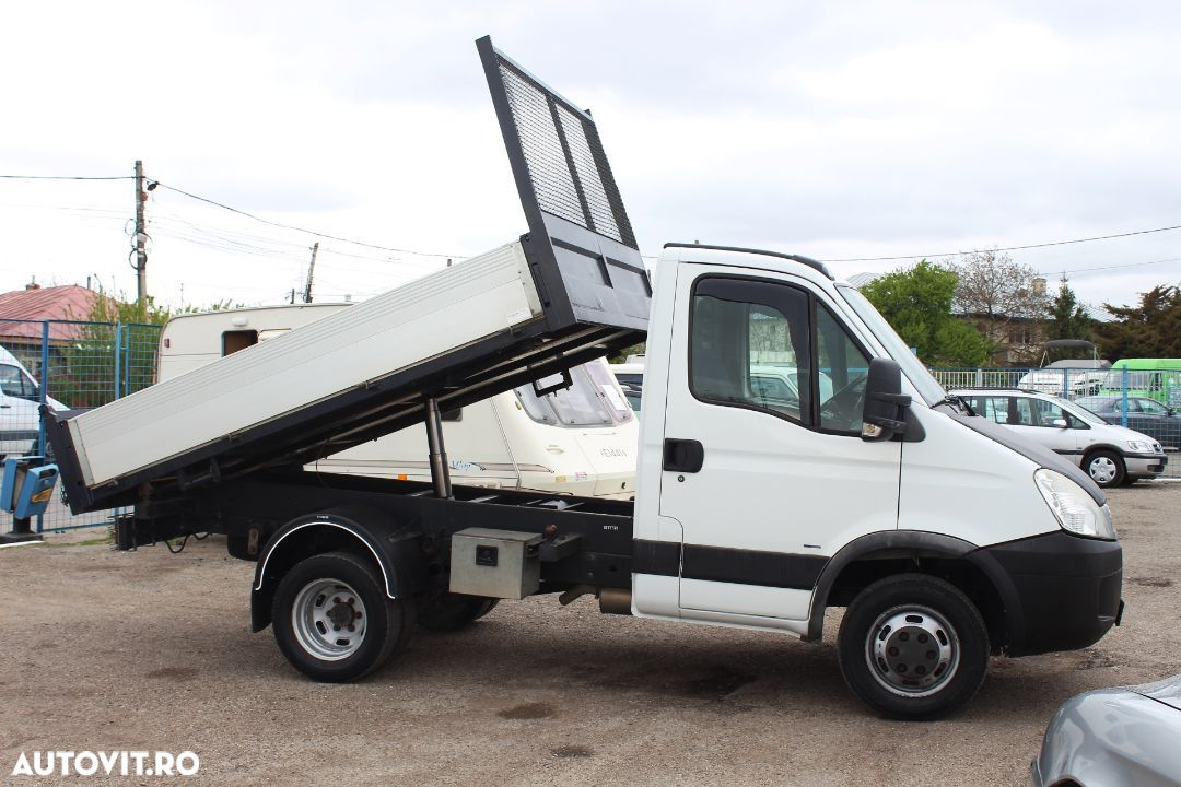 Iveco Daily 35C13 Basculabil - 2