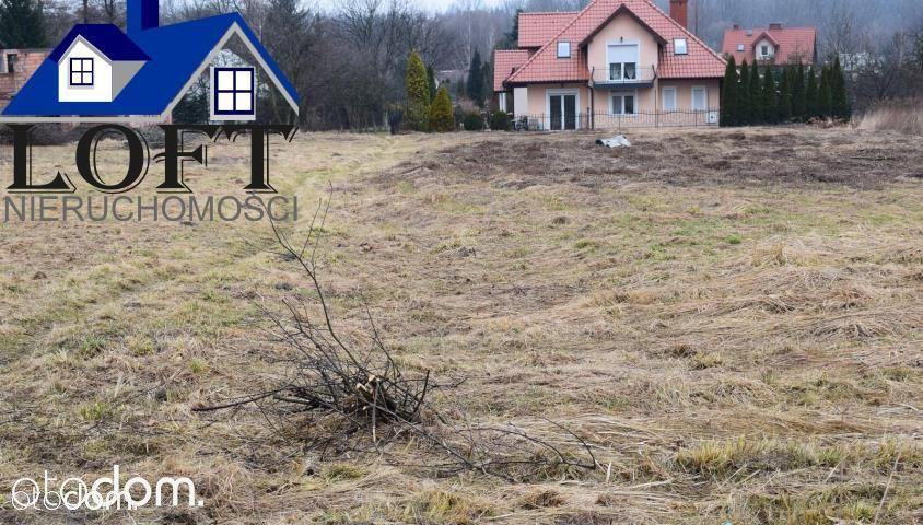 Działka na sprzedaż, Kraków, Swoszowice - Foto 1