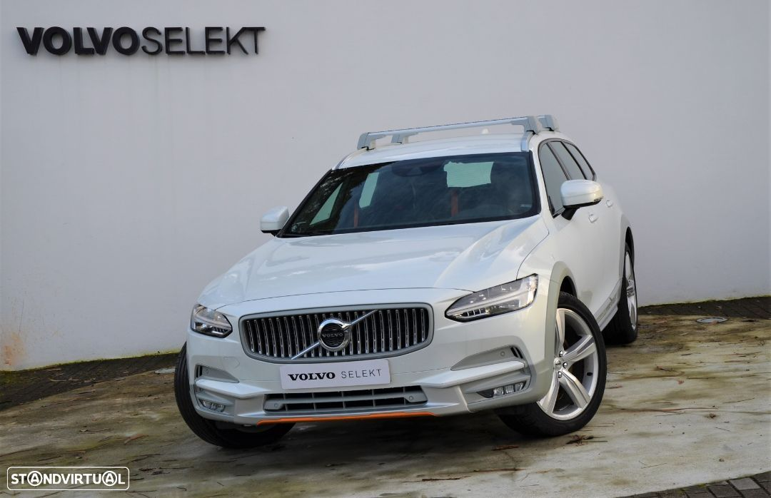 Volvo V90 Cross Country D5 AWD Volvo Ocean Race Geartronic - 32