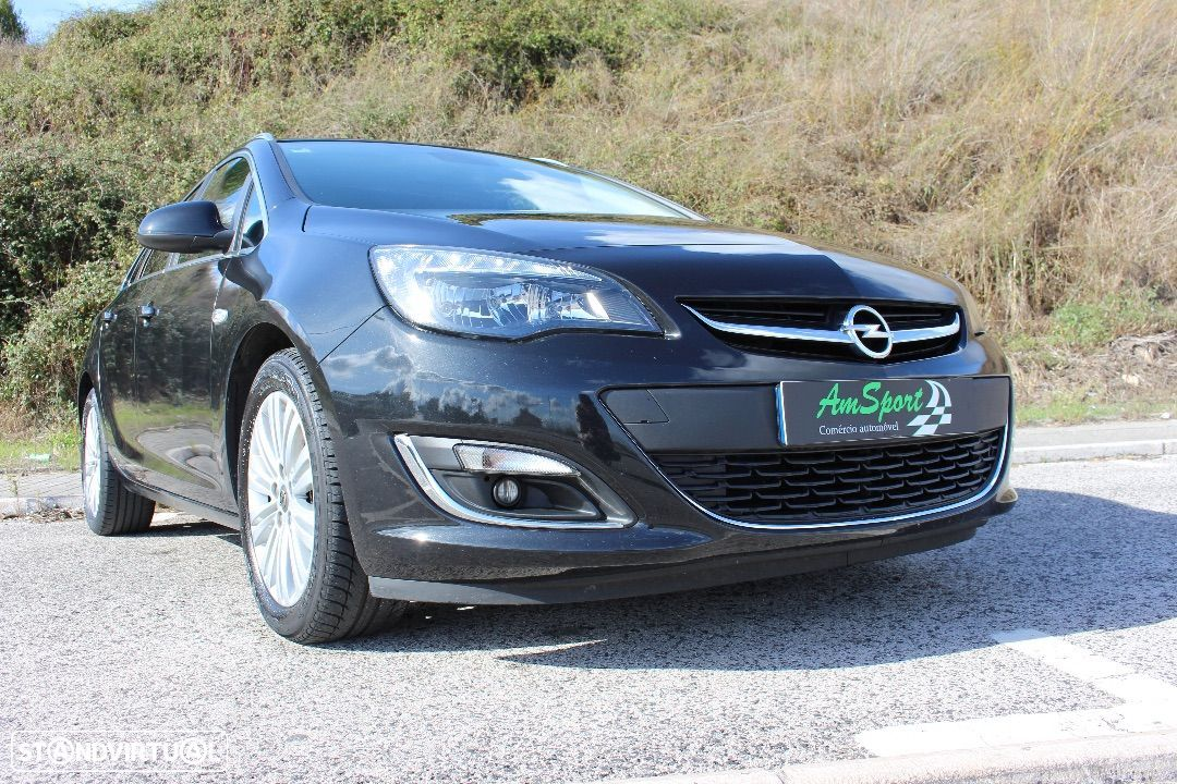 Opel Astra Sports Tourer 1.7 cdi Cosmo S  S - 8