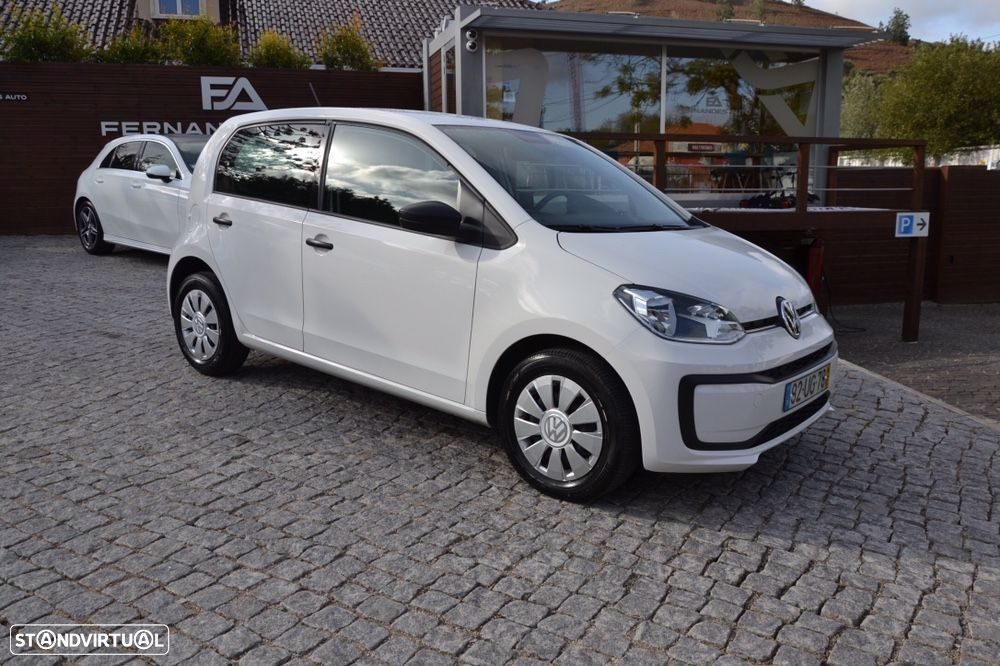 VW Up Move Bluemotion A/C - 1