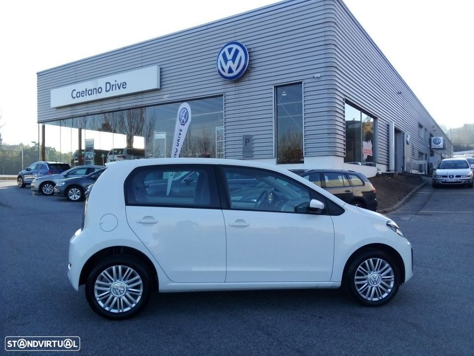 VW Up 1.0 60cv Take up BlueMotion Tech - 2