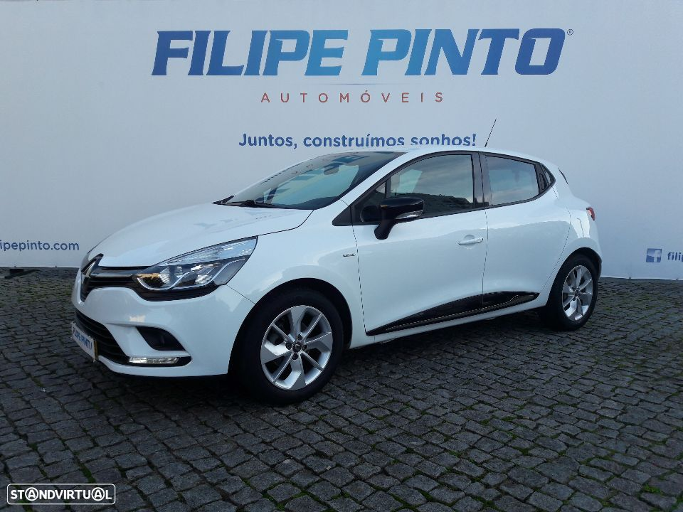 Renault Clio 1.5 DCI Limited Eco2 | GPS + LED - 1