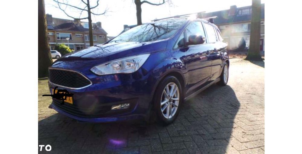 Ford Grand C-MAX Ford Grand C Max 1.0 EcoBoots Trend.Piękny - 1