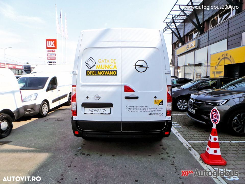Opel Movano L3H2 3500 FWD 2.3 DT 130CP - 3