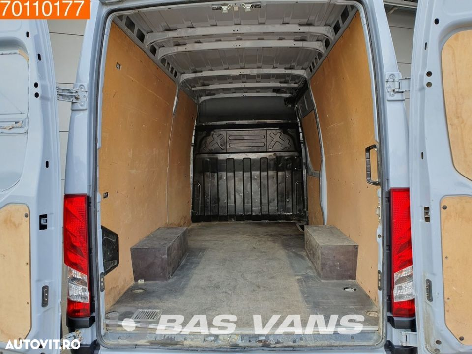 Iveco Daily 35S17 3.0L 170pk Hi Matic Automaat Luchtvering Airco L2H2 12m3 Airco Trekhaak Cruise - 6