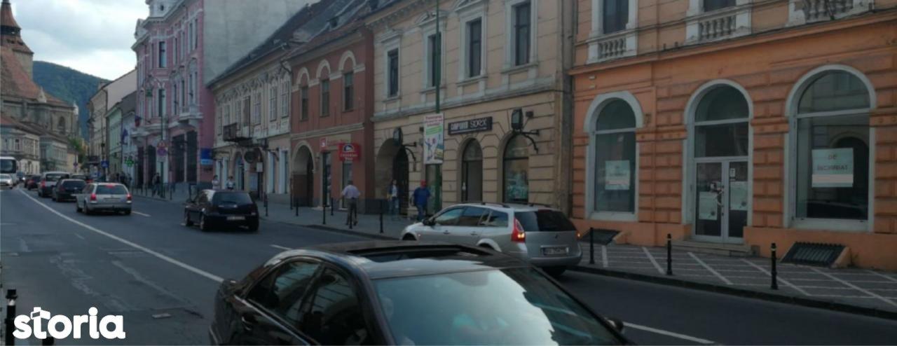 Spatiu Comercial de inchiriat, Brașov (judet), Strada Castelului - Foto 4