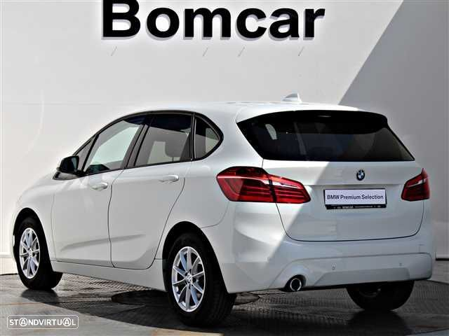 BMW 216 Active Tourer d - 2
