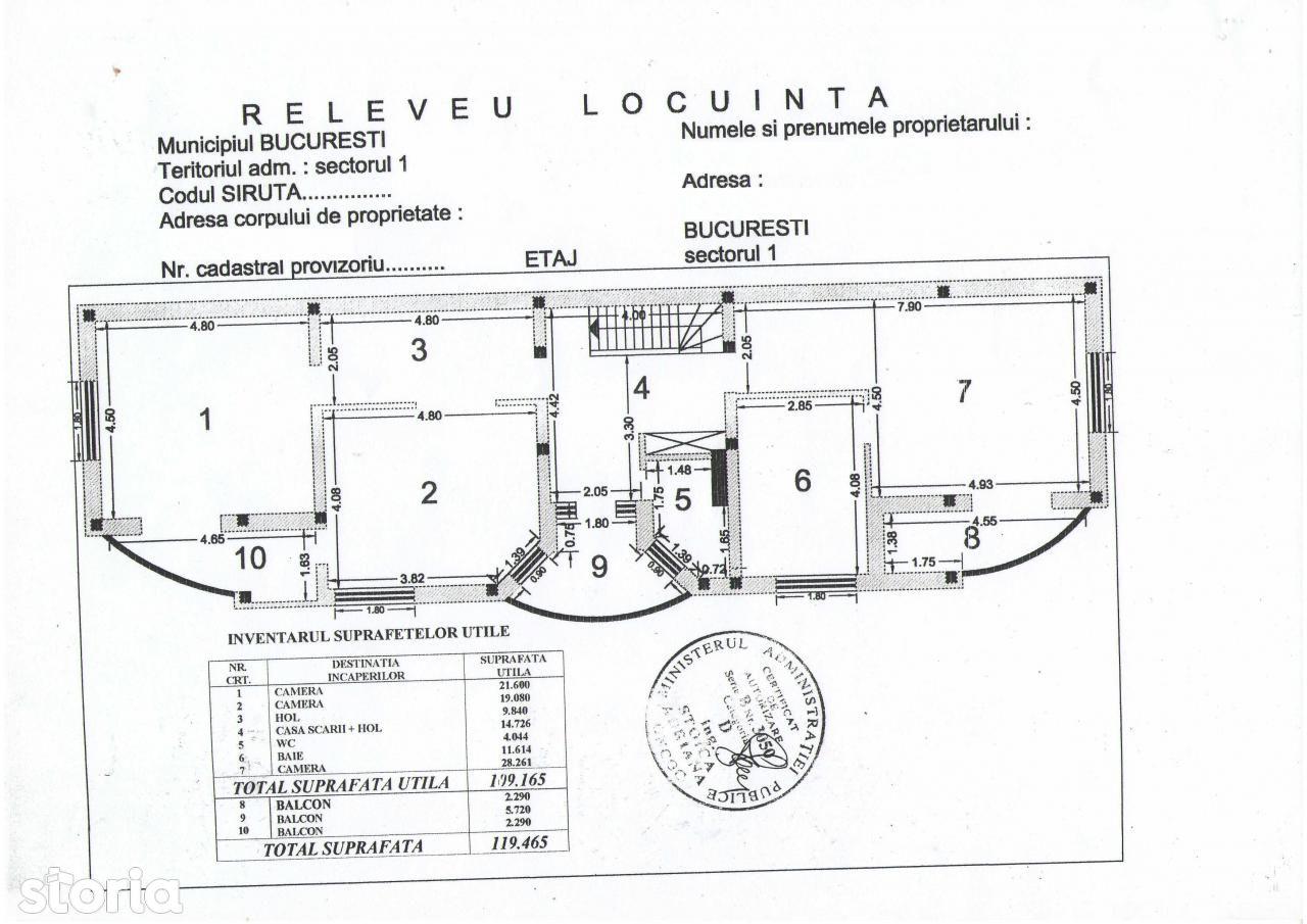 Casa de vanzare, Bucuresti, Sectorul 1, Chibrit - Foto 7