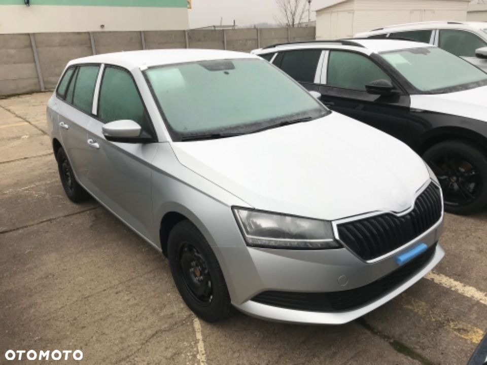 Škoda Fabia Active Combi 1.0 MPI 55 kW (75 KM) 5 biegowa manual Start Stop - 1