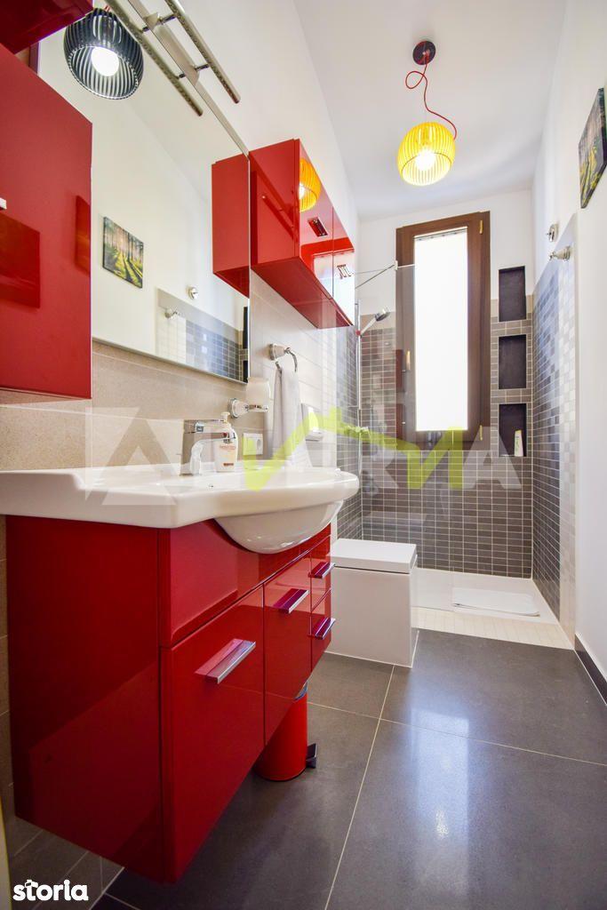 Apartament de inchiriat, Cluj (judet), Strada Paul Chinezul - Foto 5