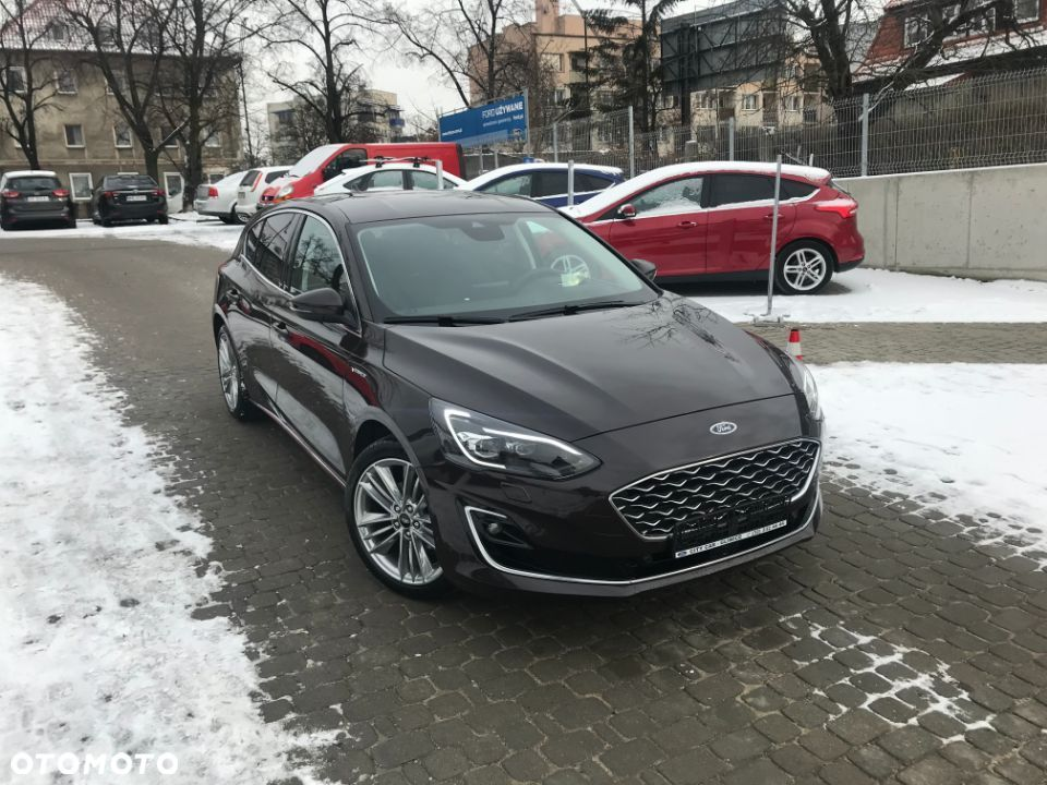 Ford Focus 1.5 EcoBoost 150 KM, M6 Vignale 5 drzwiowy - 10