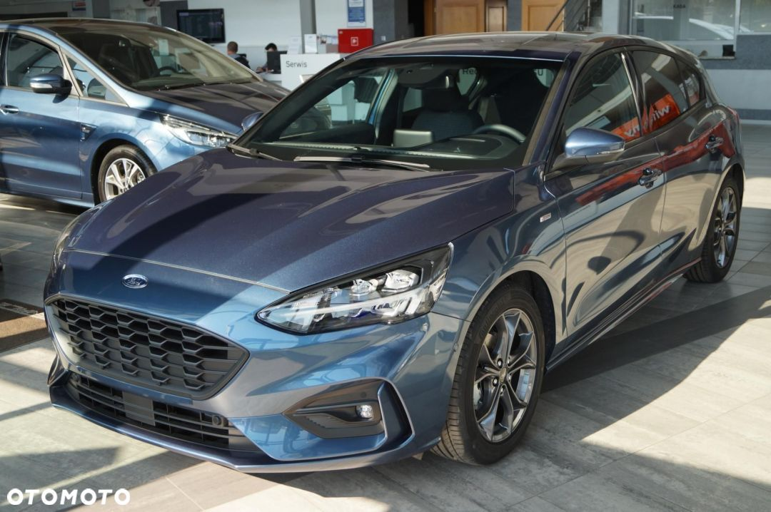 Ford Focus 1.0 EcoBoost 125 KM, ST-Line Business, OD RĘKI - 1