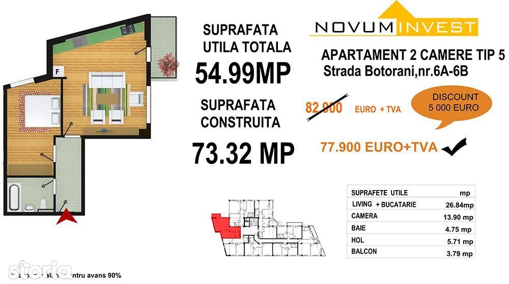 Apartament de vanzare, București (judet), Aleea Botorani - Foto 14