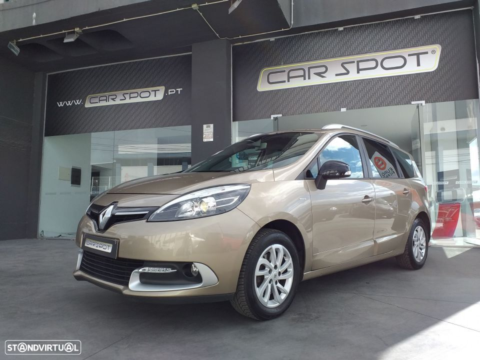 Renault Grand Scénic 1.5  DCI LIMITED  SS - 1