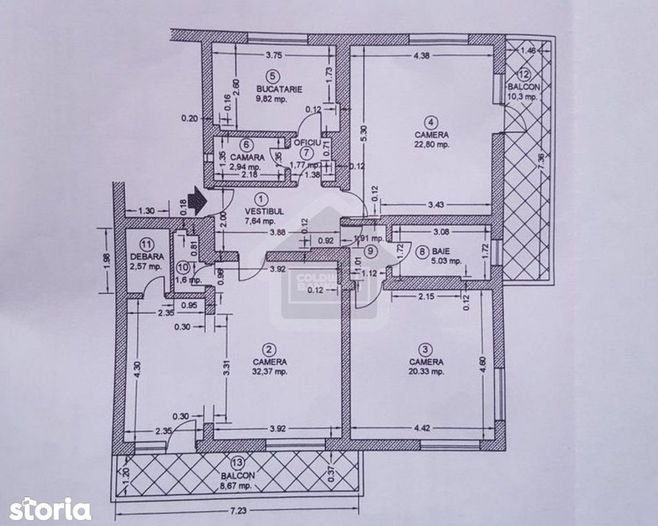 Apartament de vanzare, Bucuresti, Sectorul 1, Capitale - Foto 8