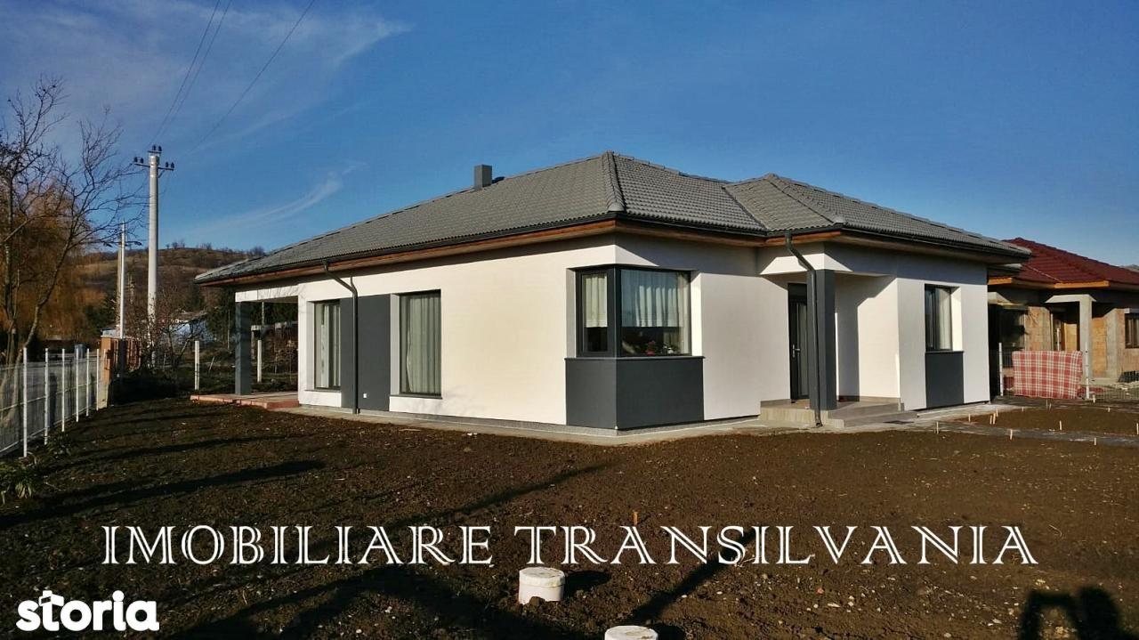 Casa de vanzare, Bistrița-Năsăud (judet), Strada Viitorului - Foto 1