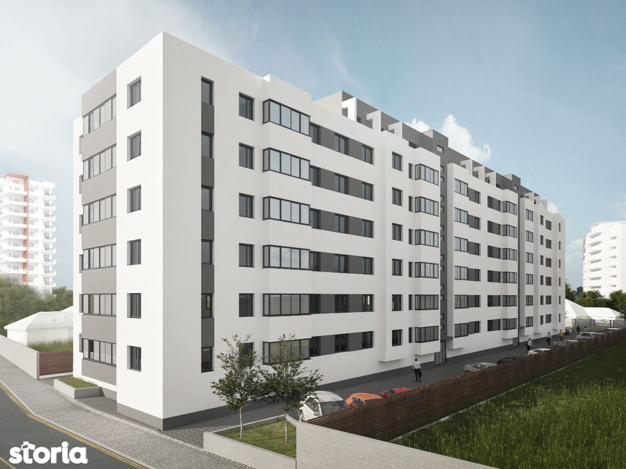 Apartament de vanzare, București (judet), Piața Alba Iulia - Foto 1004