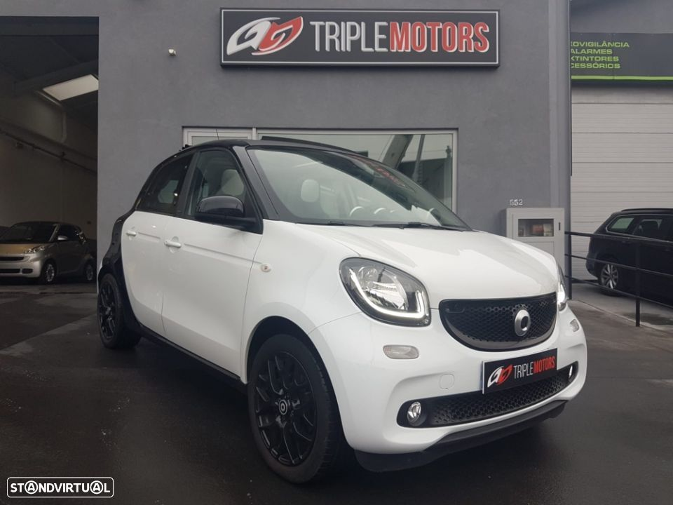 Smart ForFour passion - 1
