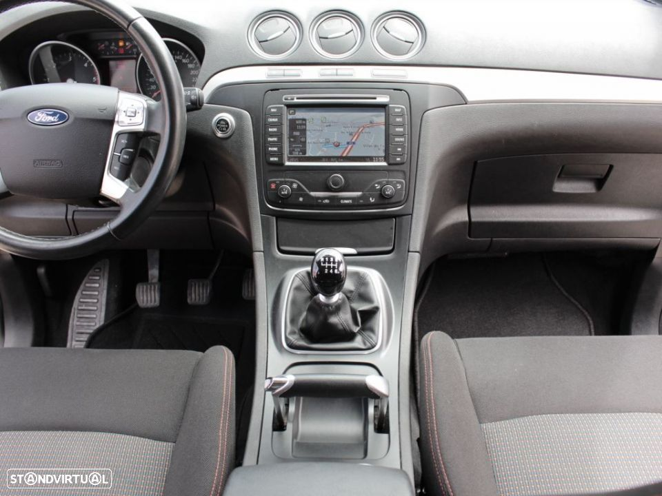 Ford S-Max 1.6TDci Trend - 24