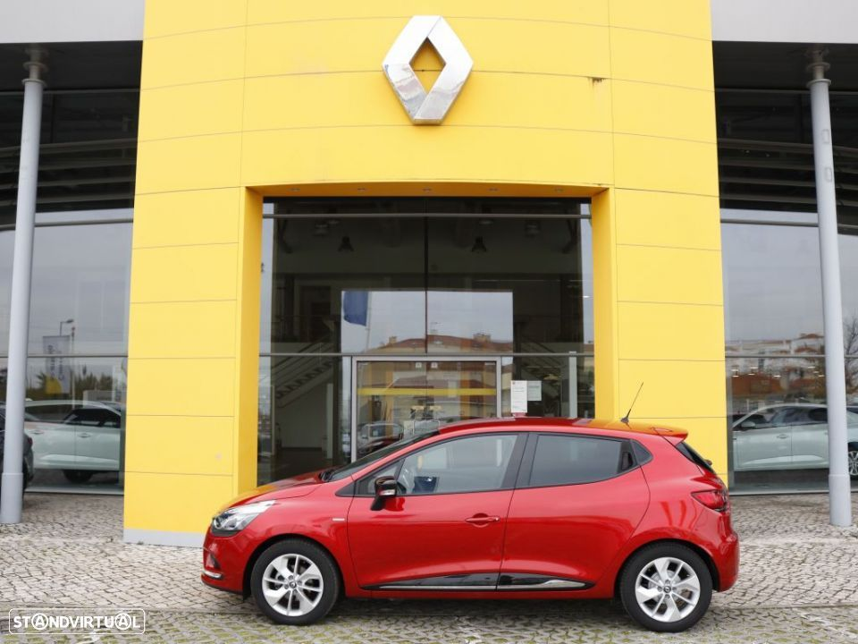 Renault Clio 1.5 dCi 90 Limited - 20