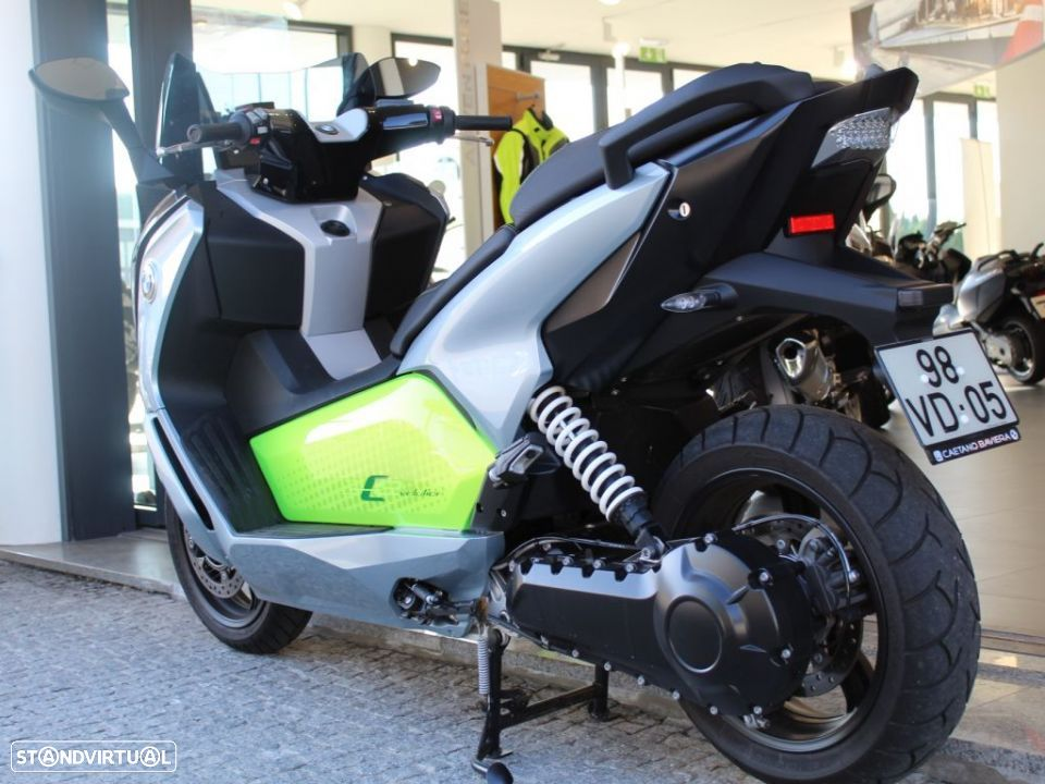 BMW C Evolution (0C03) - 9