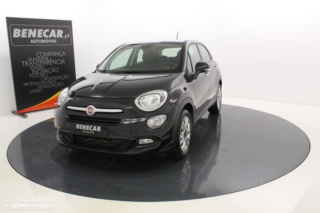 Fiat 500X 1.3 Multijet 95cv S/S POP STAR GPS - 13