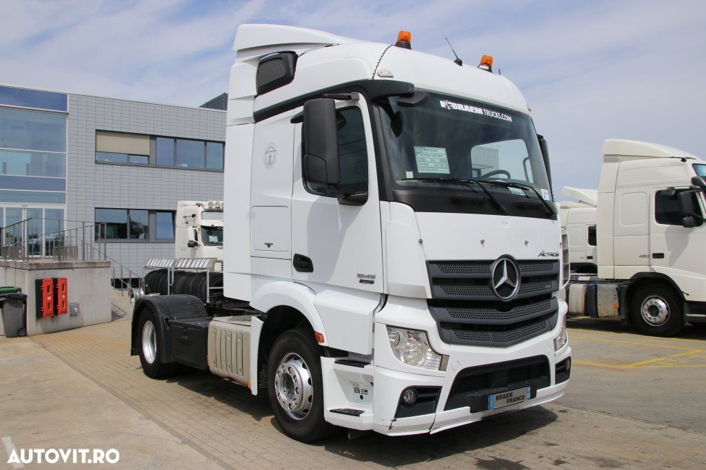 Mercedes-Benz ACTROS 1845 LS - MP4 - EURO 5 - 3