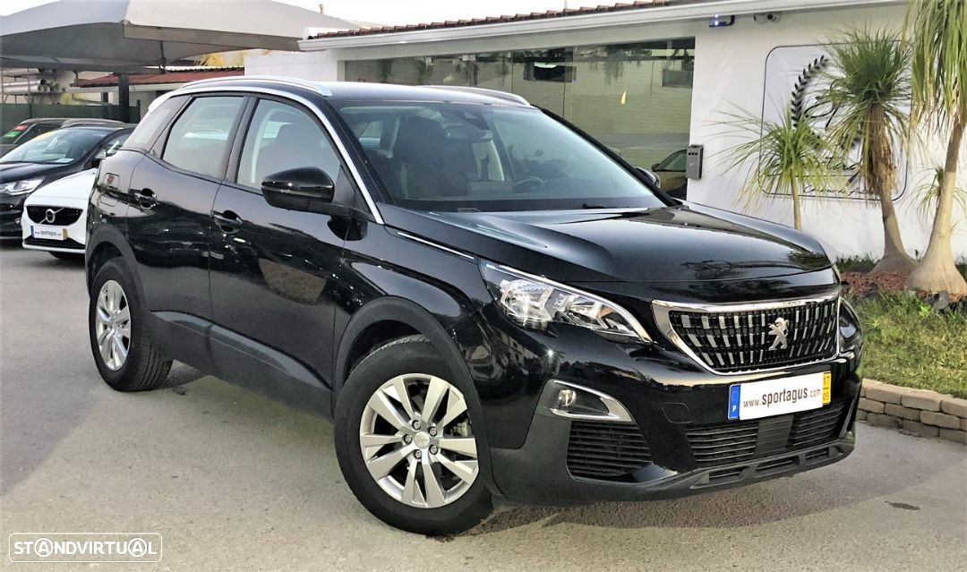 Peugeot 3008 1.6 Hdi Active - 33