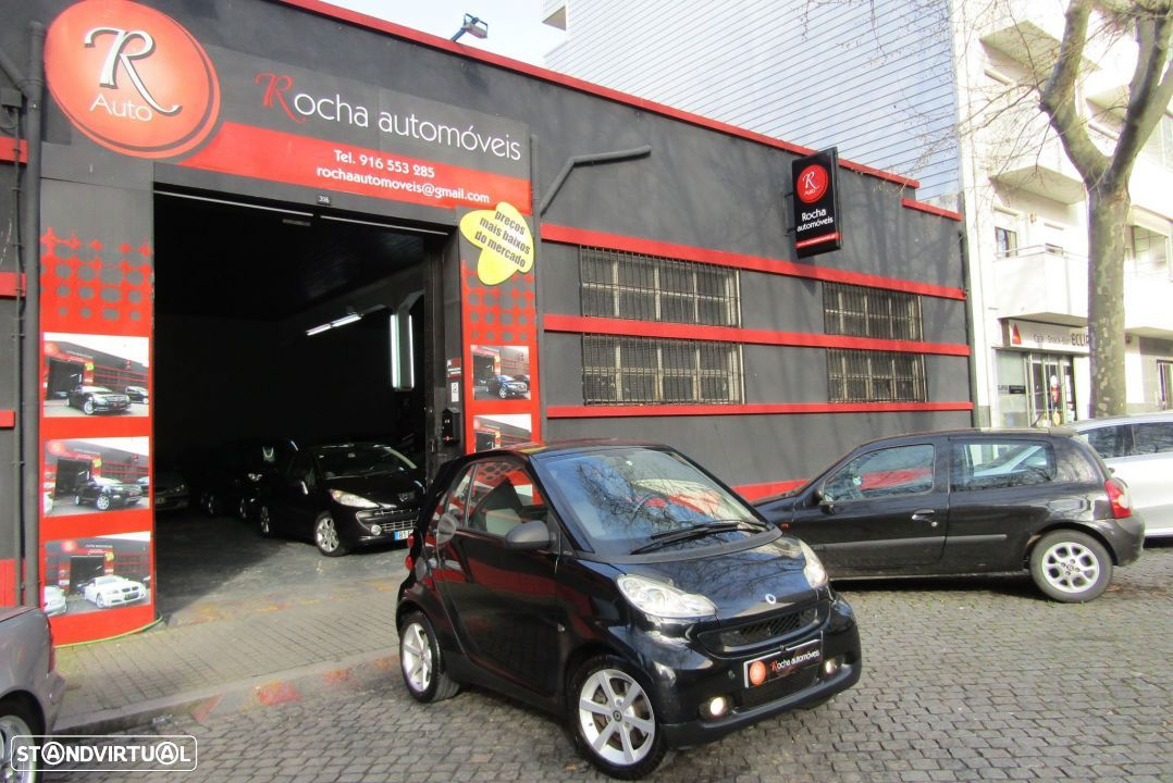 Smart ForTwo 1.0 Mhd Pure - 1