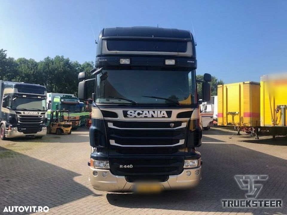 Scania R440 6x2 ThermoKing Schmitz Euro 6  01/2013 - 2