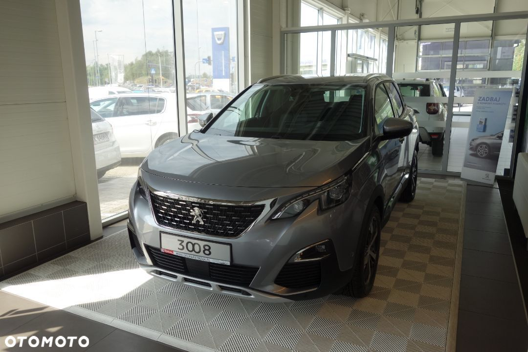 Peugeot 3008 Nowy 3008 Allure+ 1.6 Benzyna 180KM Automat EAT8 ! - 1