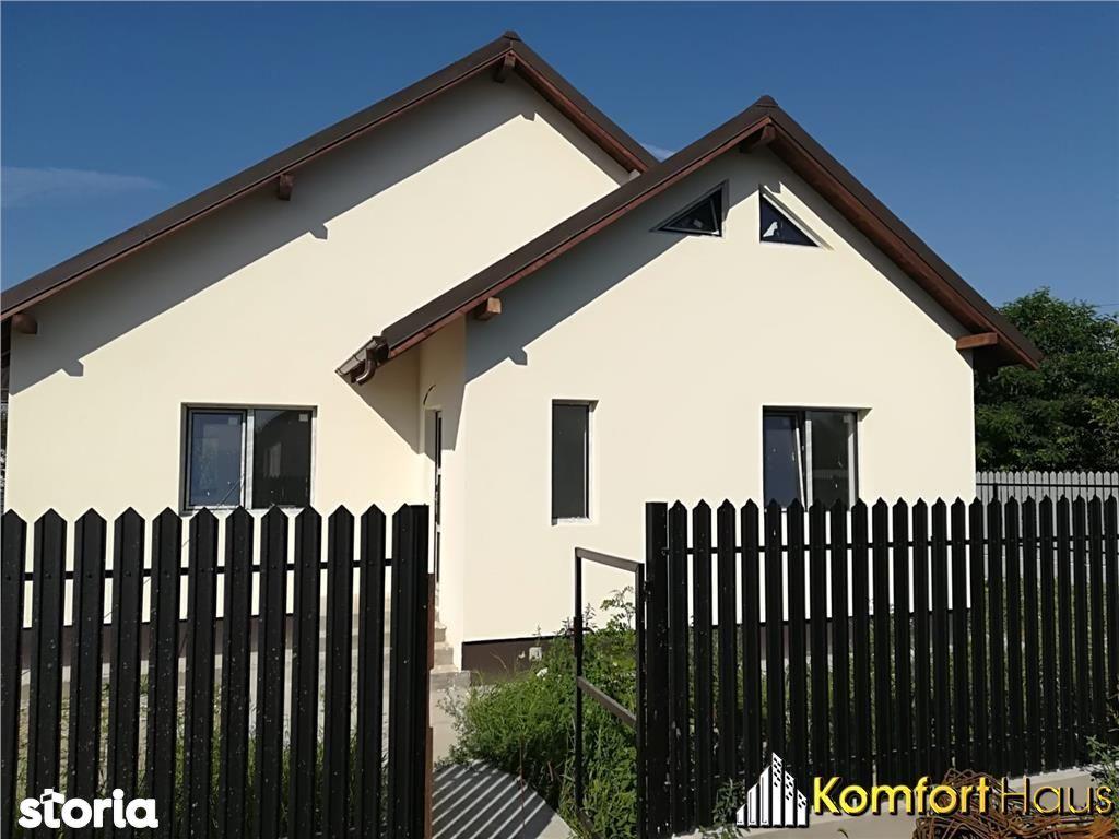 Casa de vanzare, Bacău (judet), Strada Șerbănești - Foto 1