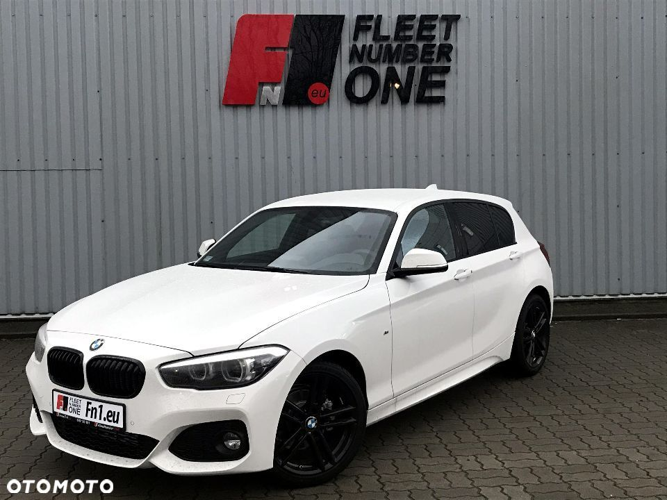 BMW Seria 1 118i M Sport Shadow Auomat Navi Salon Polska Fleet Number One - 7