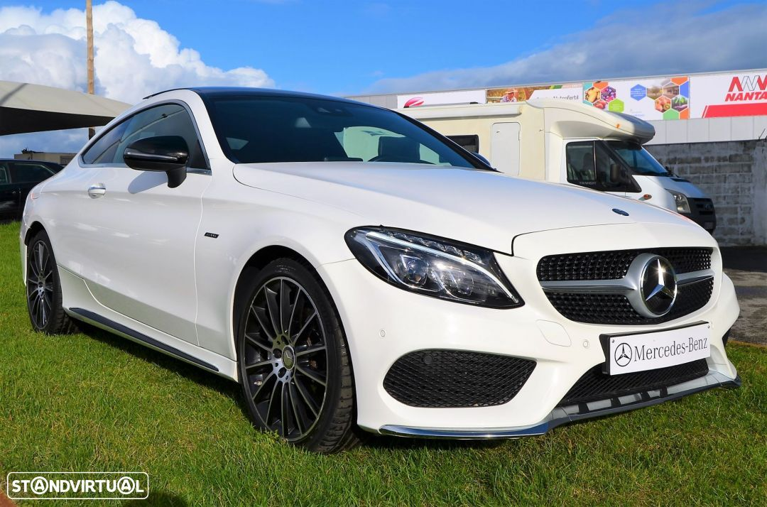 Mercedes-Benz C 220 d Bluetec AMG - 1